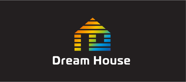 Free House Logo Design Dream House Free Logo Design For